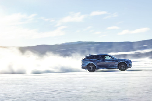Jaguar F-PACE Tested To Extremes | by jaguarmena
