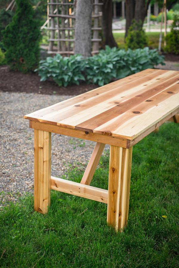 The Cedar Garden Table at The Gardens of Castle Rock ~ Min… | Flickr