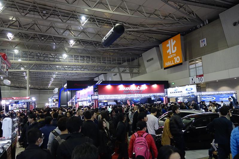 TOKYO AUTOSALON 2017