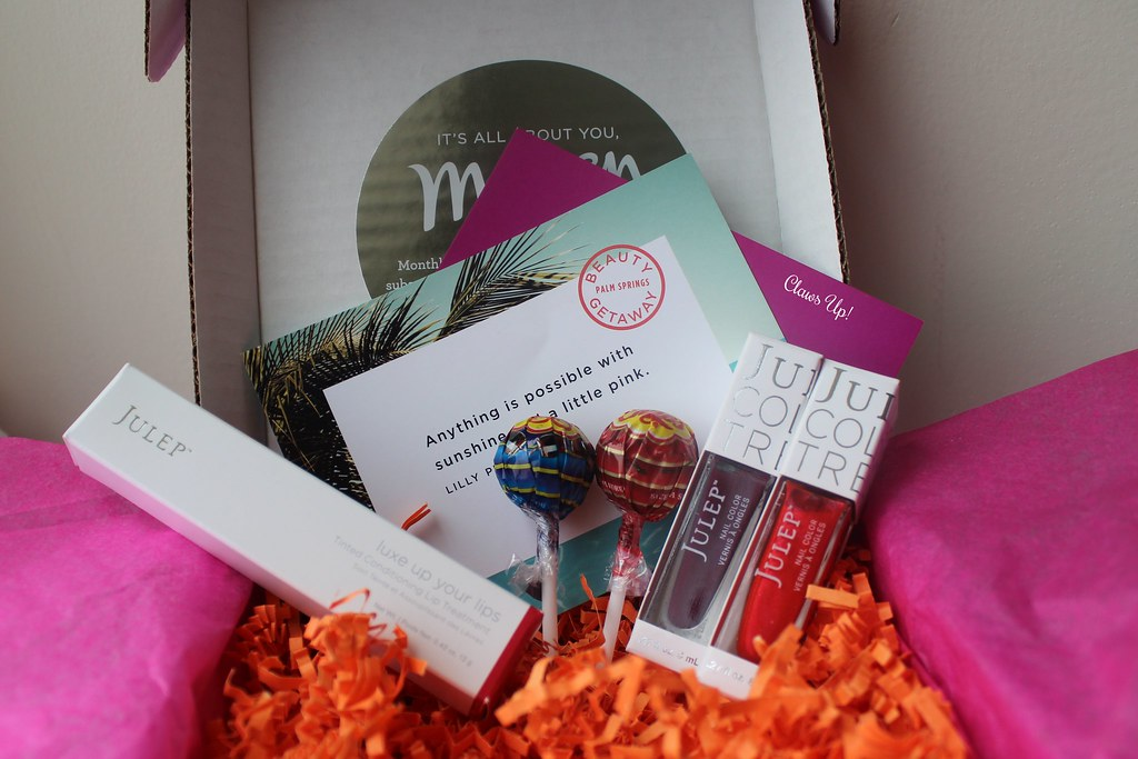 Julep Maven Box June 2015