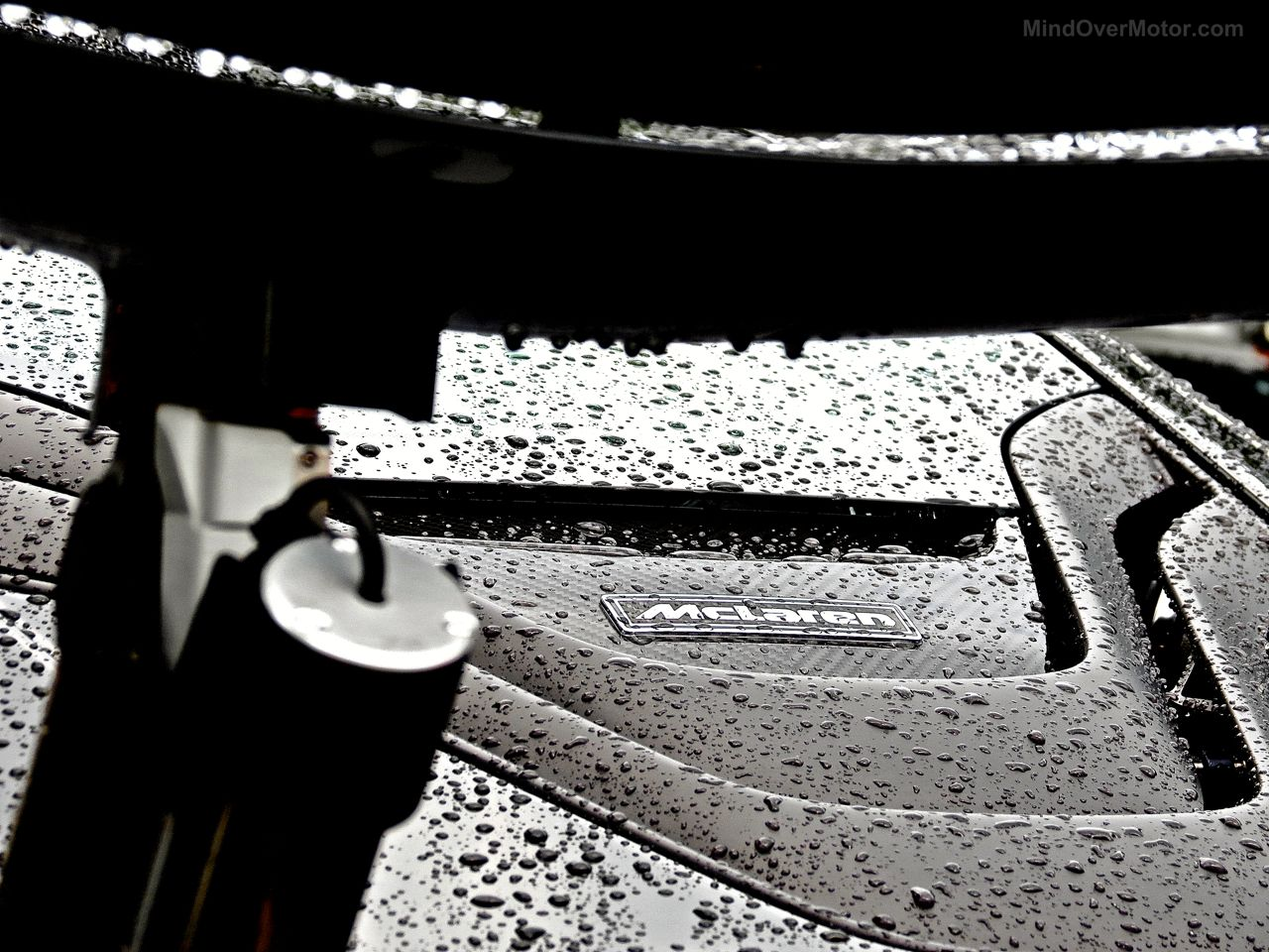 Greenwich 2 McLaren P1 Wet