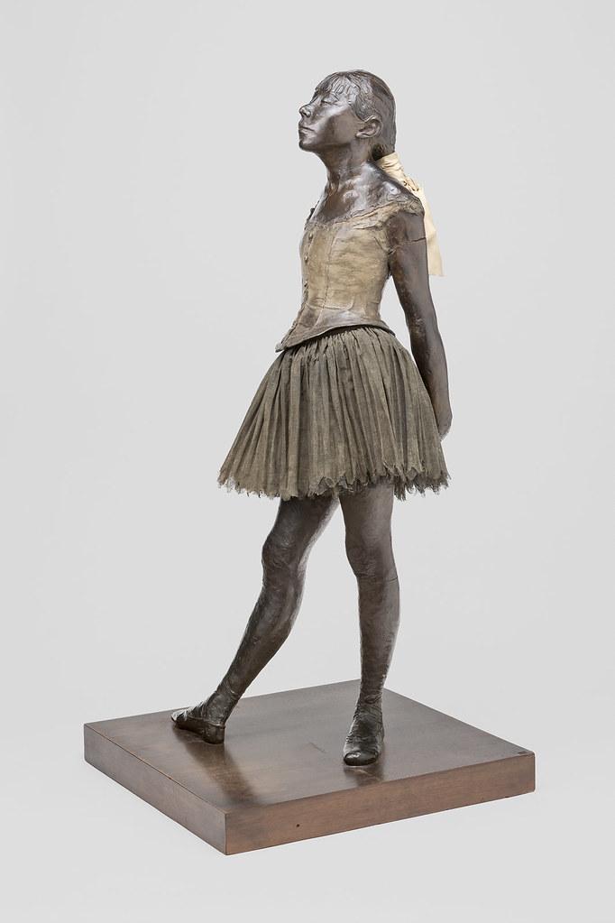 Degas_Petite-Danseuse-de-Quartorze-Ans | Flickr - Photo Sharing!