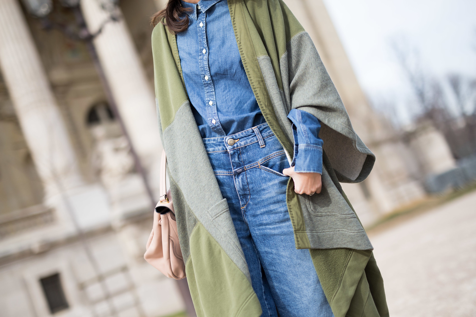 Street Style - Chloe Sachdev, Paris Fashion Week