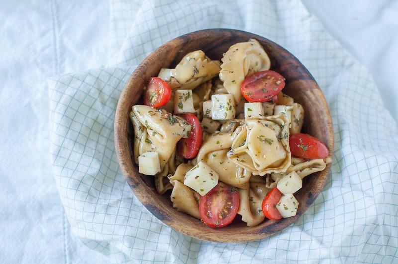 Tortellini Pasta Salad 2