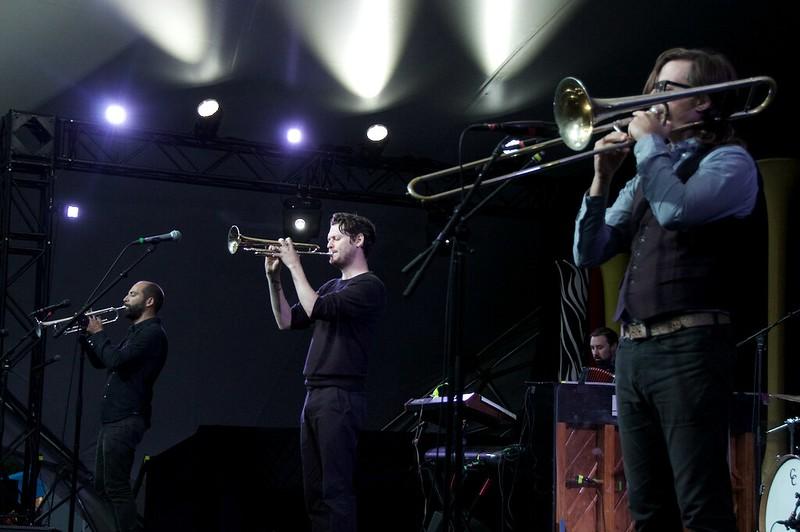Beirut at Ottawa Jazzfest