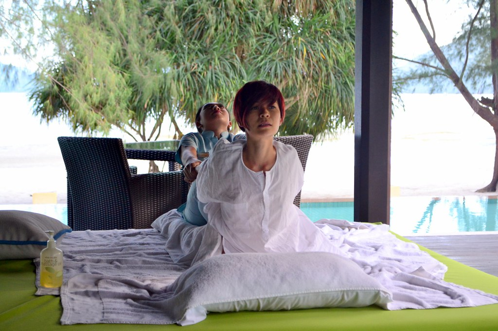 Westin langkawi - heavenly spa - review -royal thai massage-010