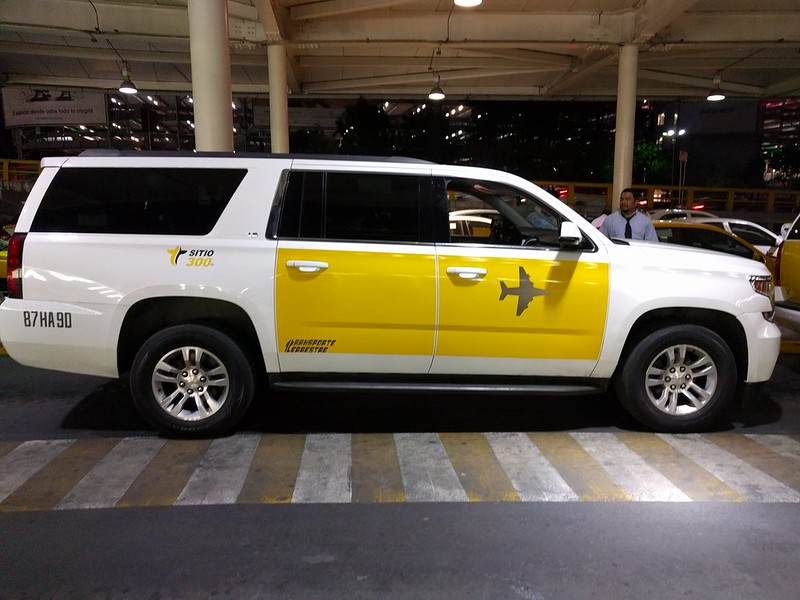 Accidentally booked this SUV from the airport.