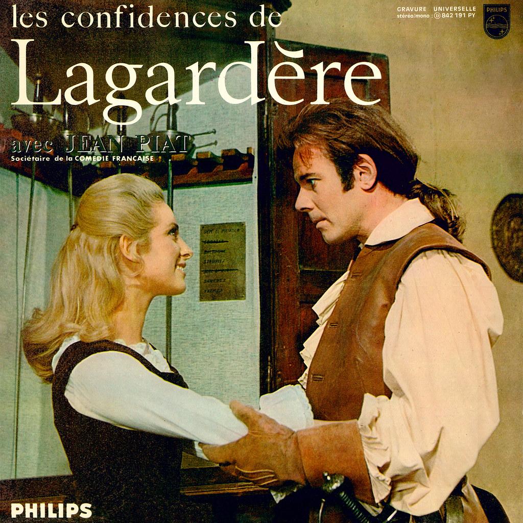 Jacques Loussier - Les confidences de Lagardère