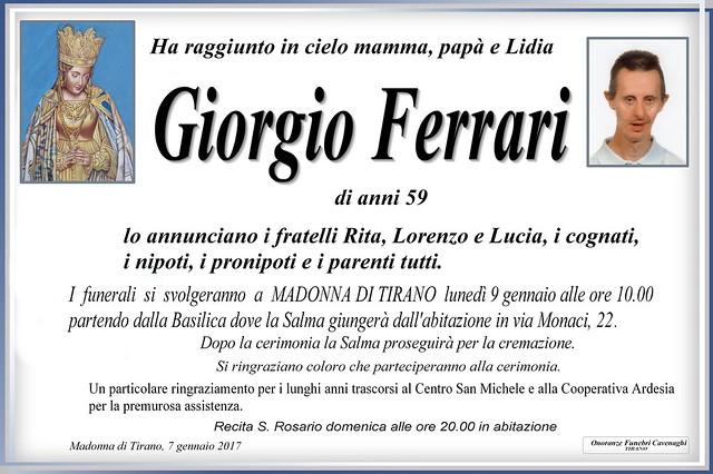 Ferrari Giorgio