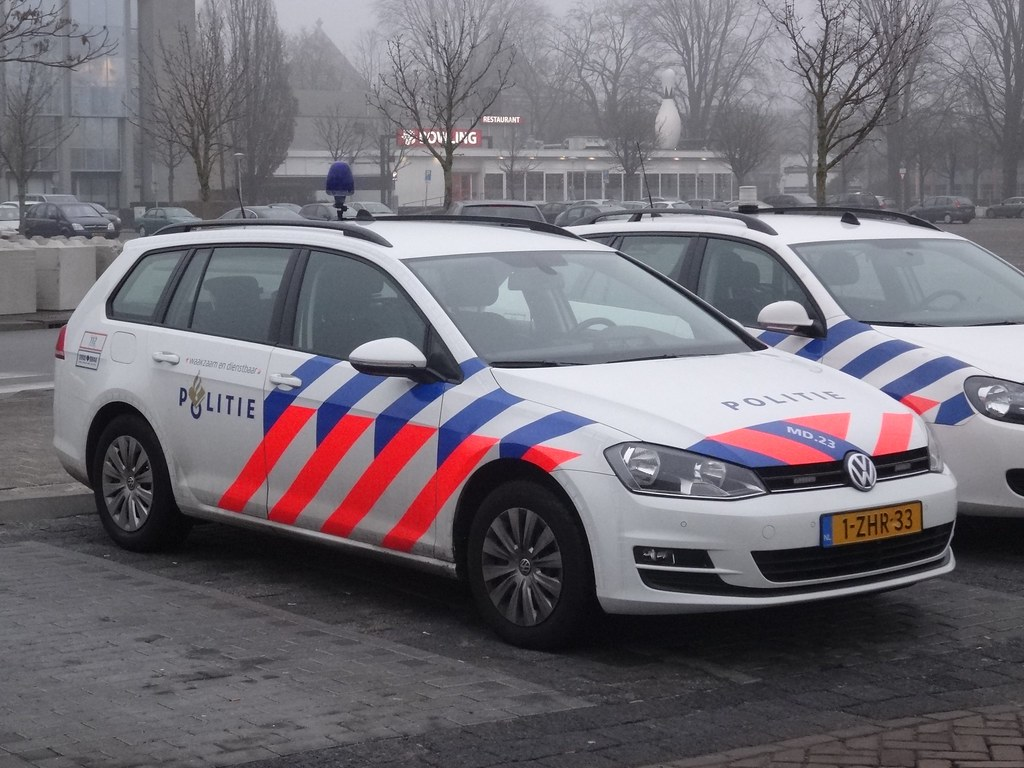 2015 Volkswagen Golf Variant Quot Politie Quot Harry Nl Flickr
