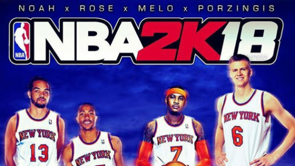 NBA 2K18 will be available on Nintendo Switch