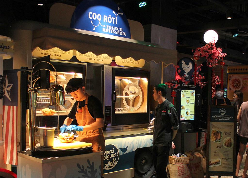 Picnic Singapore: Lecoq Roti