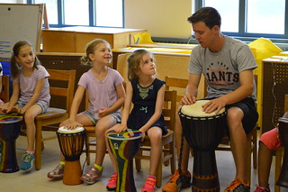 CAMP - Drumming & Music