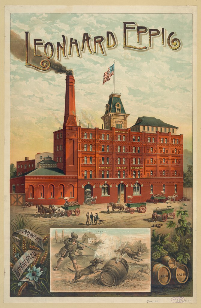 Leonhard_Eppig_Brewery_Poster_Historic