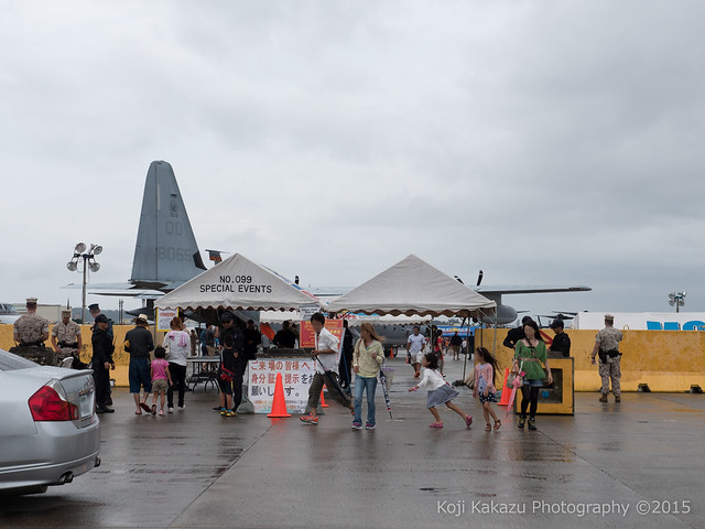 Futenma Flightline Fair 2015-2