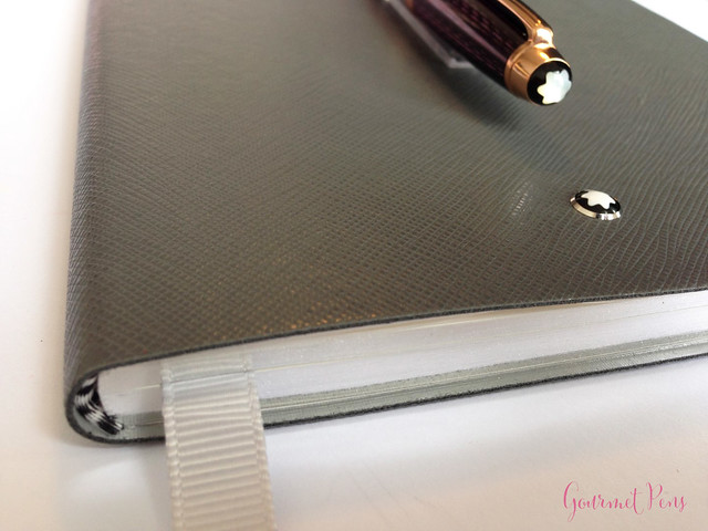 Review Montblanc #146 Flannel Notebook @AppelboomLaren @Montblanc_World (13)