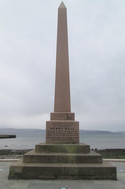 Henry Bell Memorial, Helensburgh