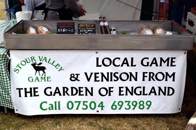 Kent Game & Venison at Walmer Food Festival
