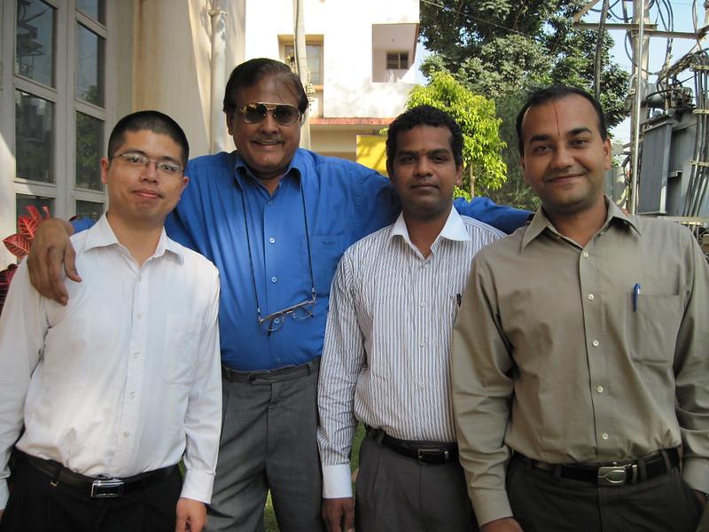 WD_India_team