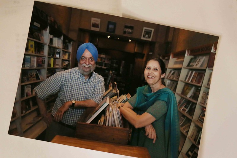 Photo Essay - KD Singh's Black Beard, The Book Shop, Khan Market & Jorbagh