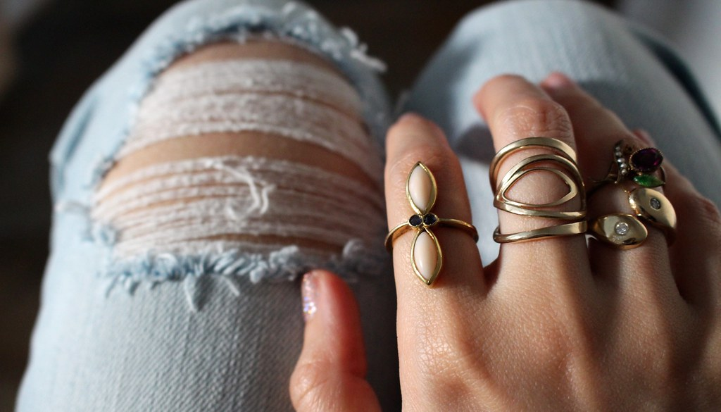 Marquise Ring by Sharon Z Jewelry   Gem Gossip