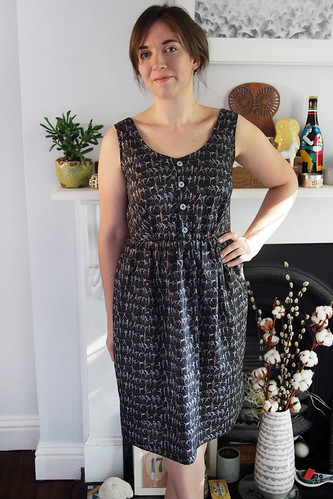 Darling Dancer dress | by What Katie Does