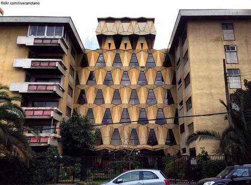 Edificio Pio X - Providencia, Santiago