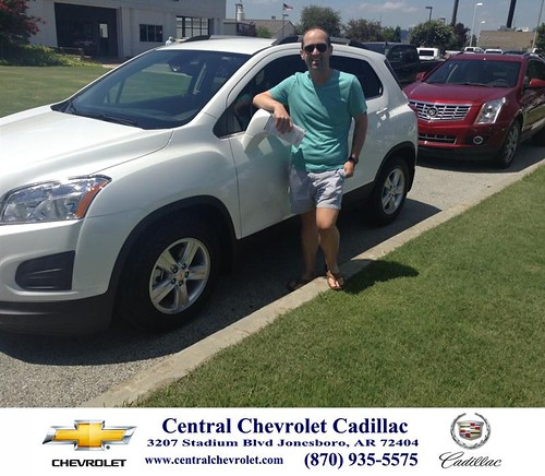 on your chevrolet trax from paul mcknight at central chevrolet. Cars Review. Best American Auto & Cars Review