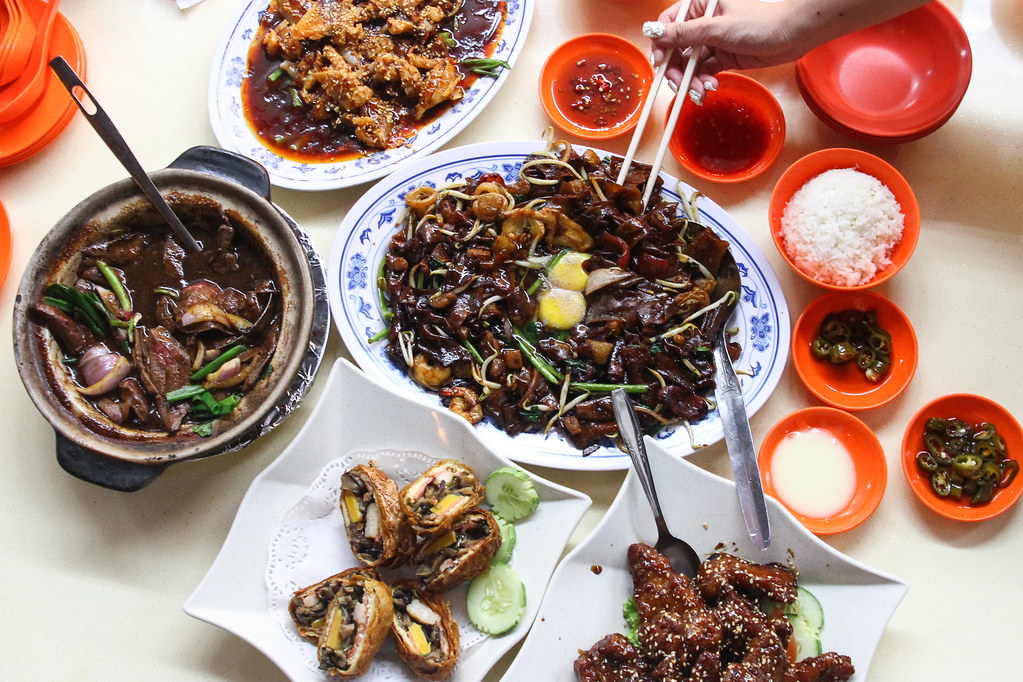 Michelin Bib Gourmand: Keng Eng Kee Seafood