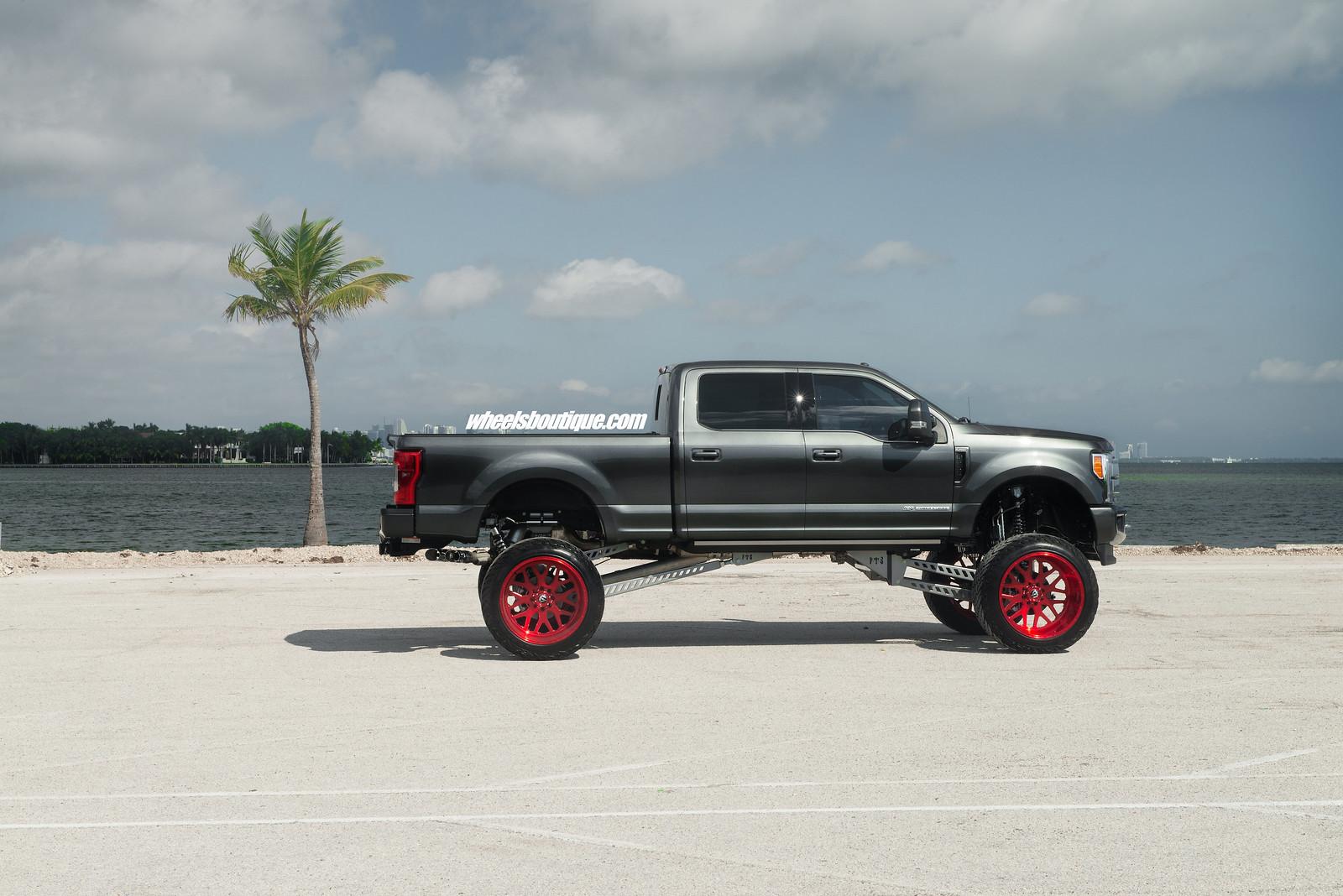 Ford f250 monster truck