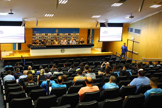 Congresso Técnico 11 Copa Tricolor