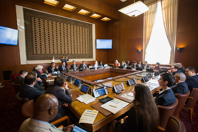 UNECE Inland Transport Committee. Capacity-Building Workshop on United Nations Inland Transport Conventions.