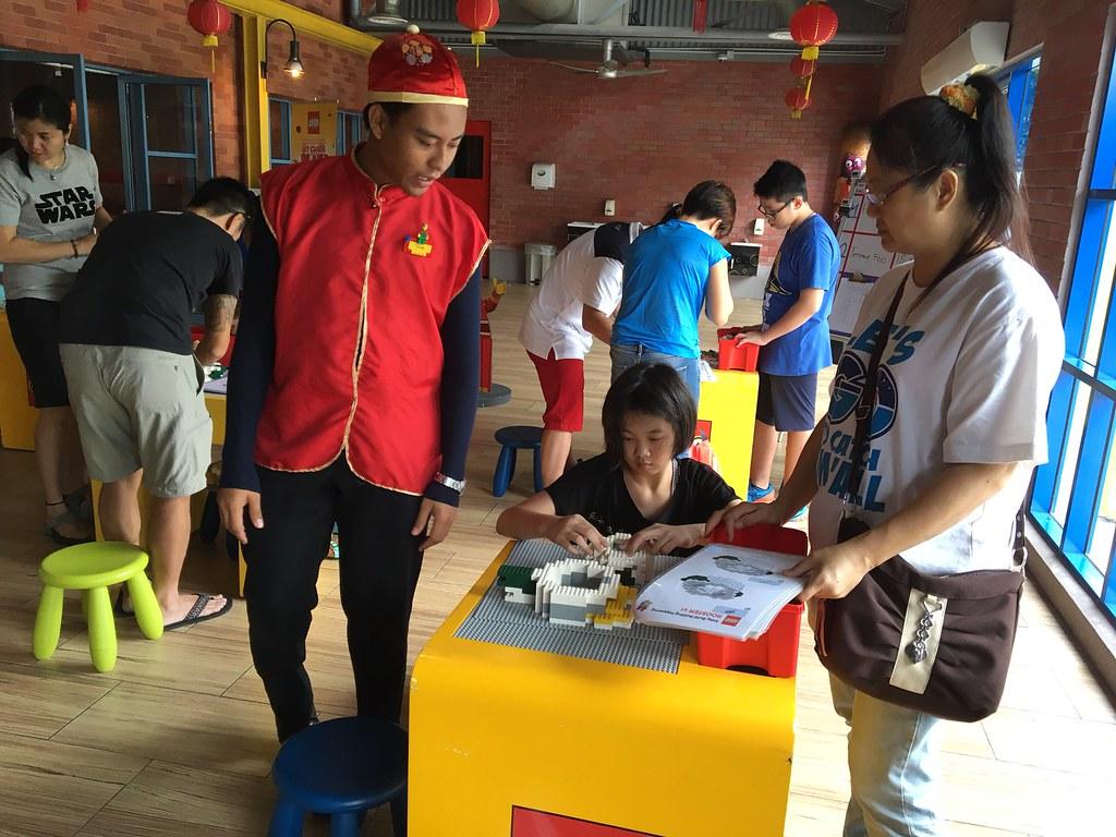 LEGOLAND Malaysia Lunar New Year Celebrations