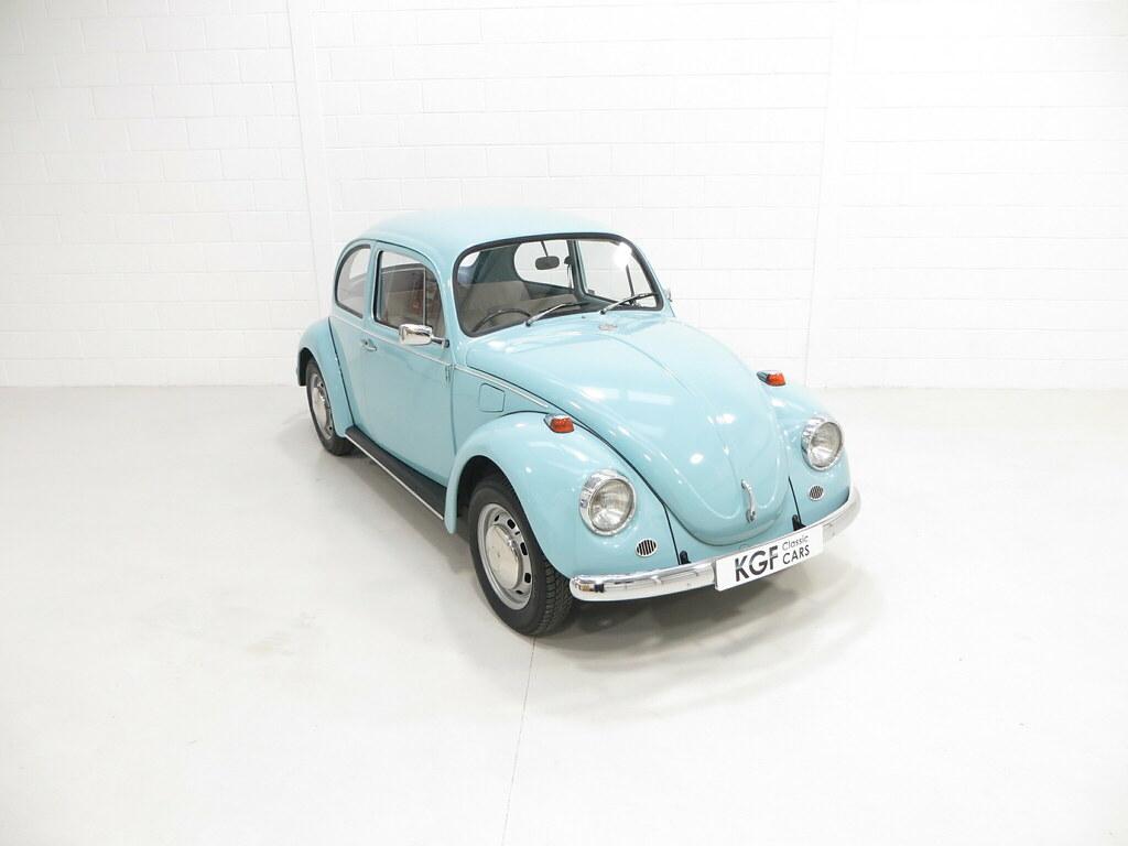 Volkswagen Beetle Kgf Classic Cars Flickr