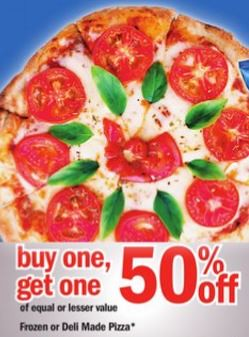 2 49 Tombstone Pizza And 3 45 Udi S Gluten Free Pizza At Meijer