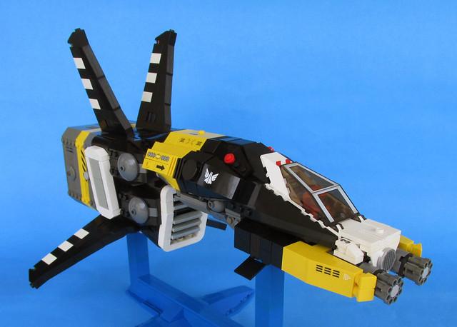 Homeworld R3 Interceptor