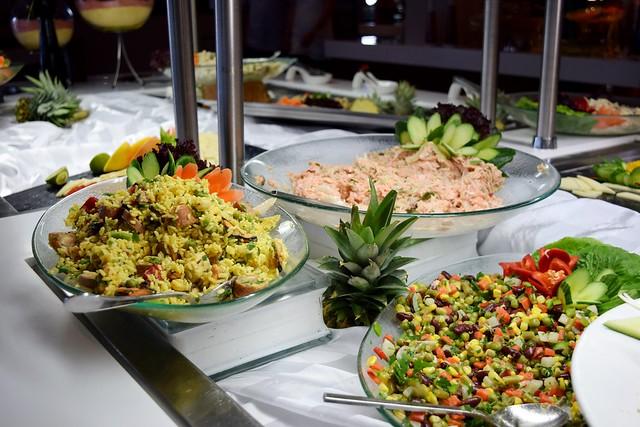 Dinner at Marbella Corfu