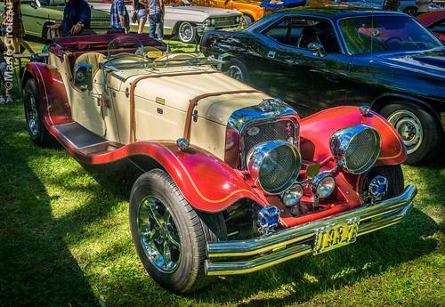 Jaguar SS100 1937