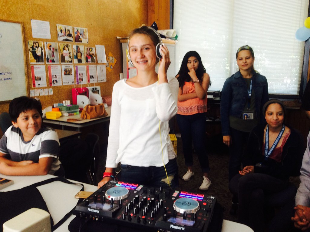 Dj camps for teens
