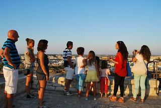 Rutigliano- Pro Loco lieta di festeggiare ancora un successo di visitatori per la Torre Normanna e il Centro Storico di Rutigliano. (3)