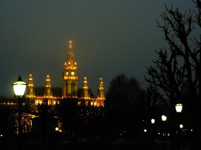 Lamps: Vienna, Austria