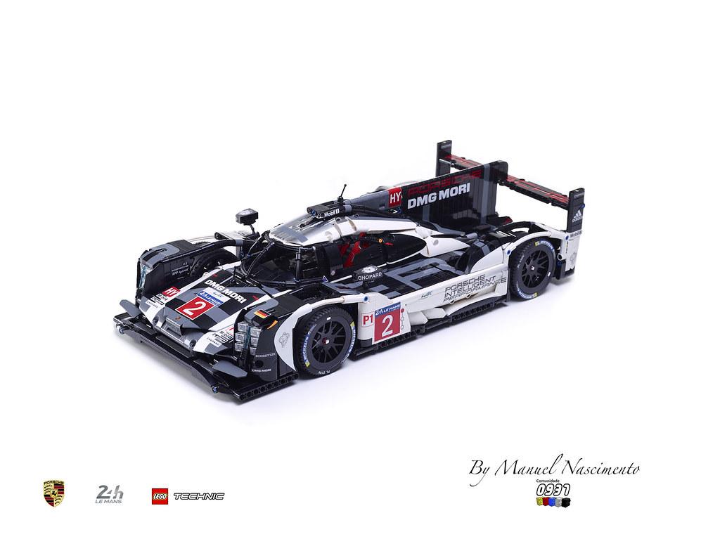Porsche 919 - Le Mans 2016 v.
