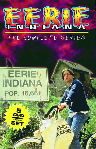 Eerie Indiana - Poster 1