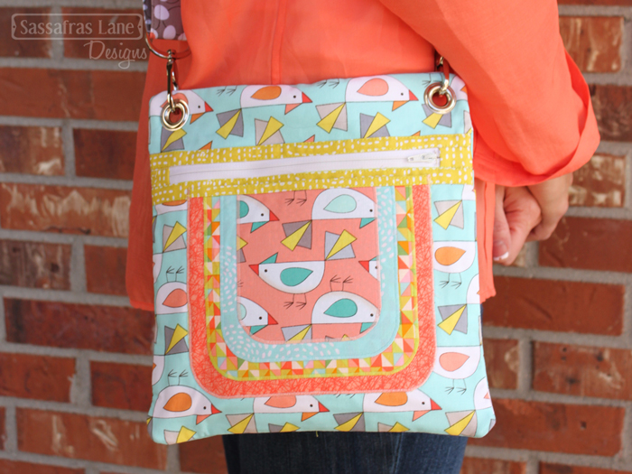 Cassidy Crossover - Sassafras Lane Designs
