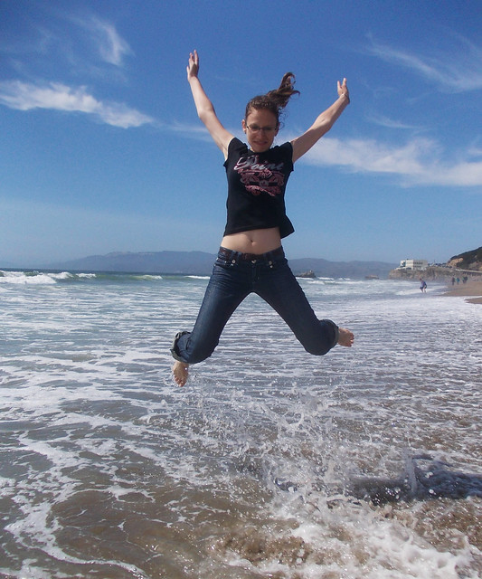 On Cities And Unbreakable Bonds: Ocean Beach, San Francisco, California, USA