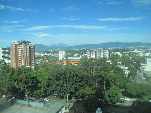 Views from Holiday Inn, Zona Viva 30 | by worldtravelimages.net