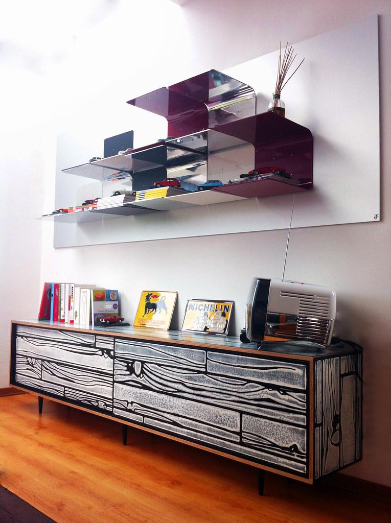 altreforme | Quattroruote | Brickell bookshelves