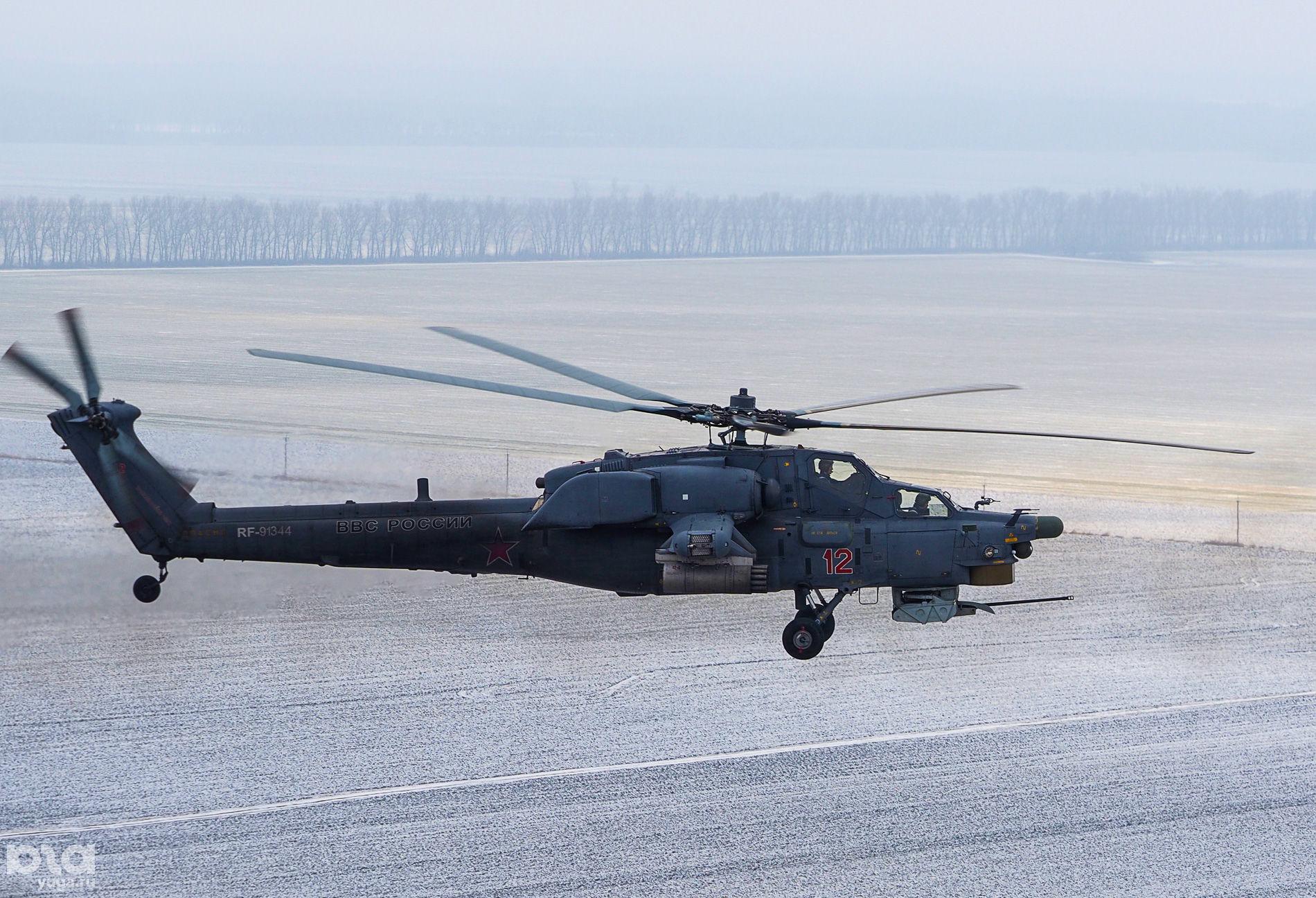 Картинка вертолет ночной охотник