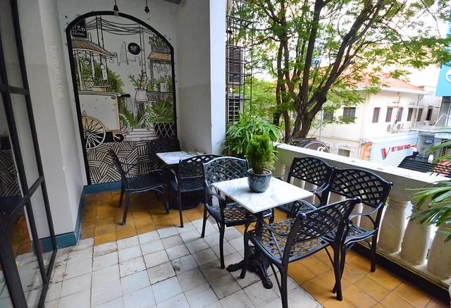 the loft café ho chi minh city al fresco dining