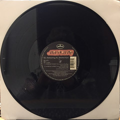 ILL FEATURING AL SKRATCH:WHERE MY HOMIEZ(COME AROUND MY WAY)(RECORD SIDE-A)